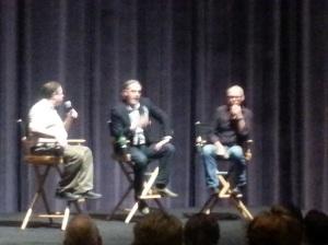Producer Josh Lesher & Michael Keaton