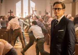 kingsman colin firth church scene