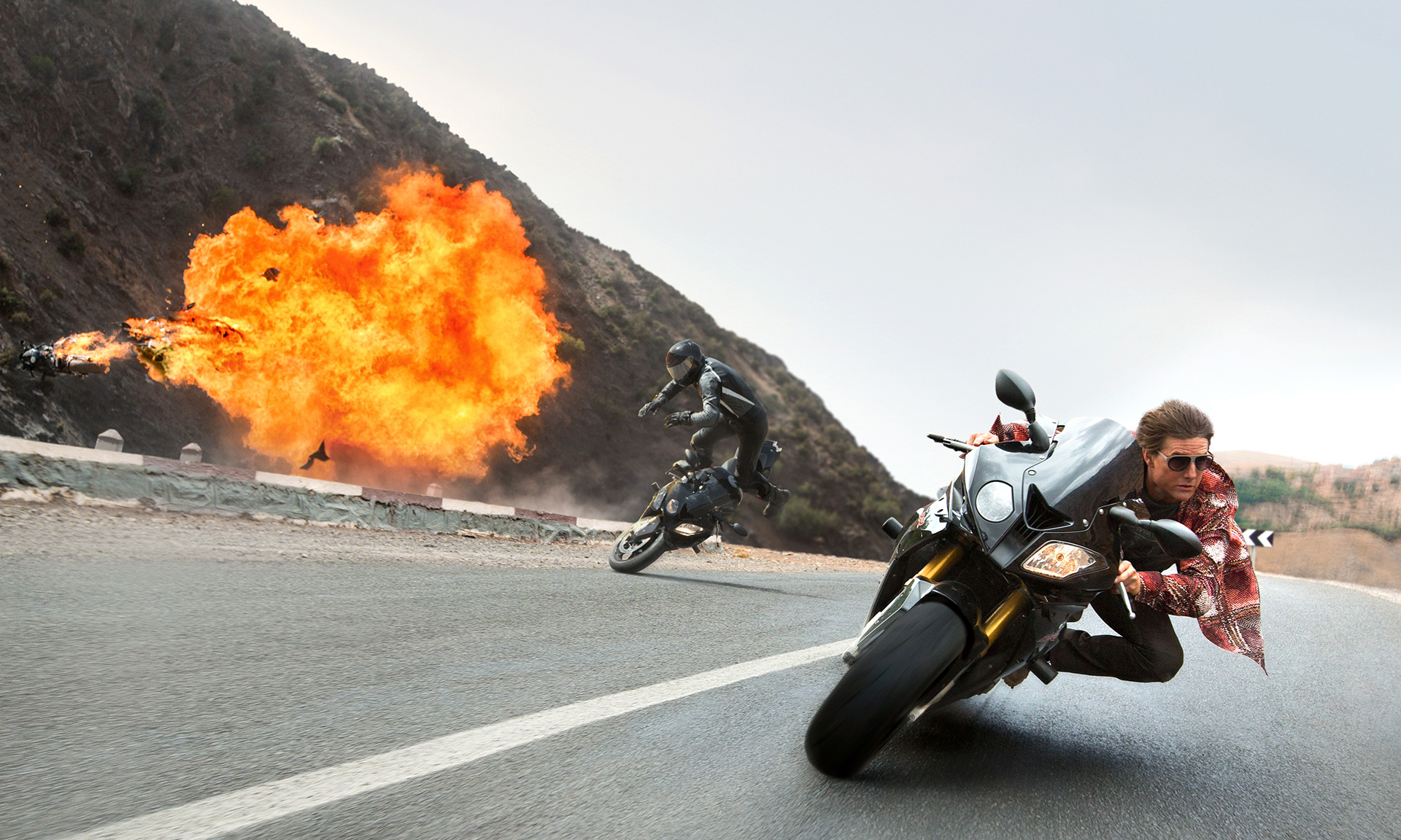 Mission Impossible: Rogue Nation – peggyatthemovies