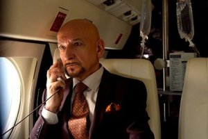 Ben Kingsley as Damian in ``Self/less.''
