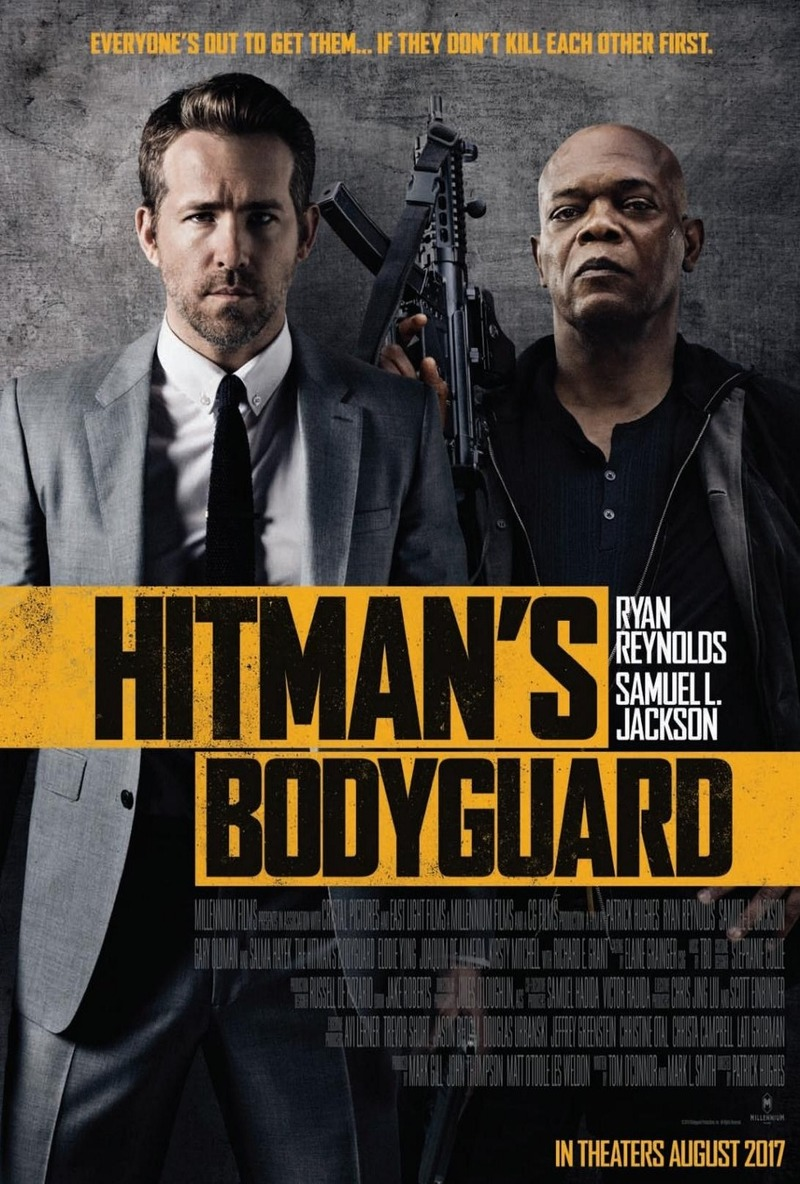 Review The Hitman S Bodyguard 2017 Lionsgate Peggy At The Movies